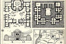 D&D Building map