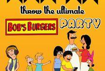 Bob Burger Party