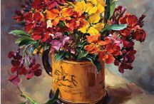 Ann Cotterill..malarstwo