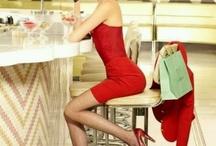 Moda en rojo