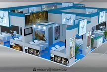 Corporate Exhibition Stall Design | Business Exhibition Stall Design INDIA