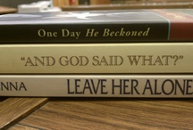 Spine Poetry / The Random Poetry Found in Book Titles