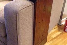 bandeja para sillones