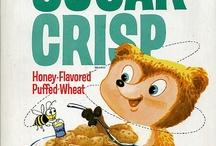 Vintage Cereal