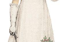 Regency-era gowns I like