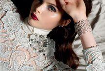 Haute Couture High End fashion shoot inspiration / Inspired by haute couture shoot- ideas  / by Serah Tee
