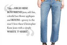 High Style Inspiration / High Fashion Looks