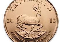 Goldmünzen (ZA) Rand Refinery