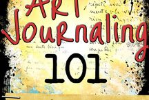 Art Journaling Tips & Courses