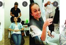 Hair! / Diferentes estilos de cabello, ideas de peinados y cambios de look. www.pairerose.com