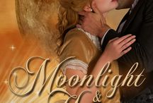 Cover Art: Mended by Moonlight / Cover art for a WIP