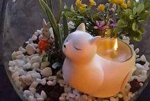 Printemps avec Partylite / Par ces belles journées ensoleillées... le printemps arrive !