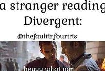 Divergent/Hunger Games