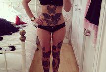 tetování <3