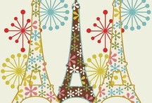 Illustrations - Places - Eiffel / by Sabor