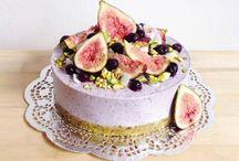 Dessertification / Wildly abundant sweets...