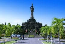 Denpasar / The capital city of Bali and major getaway to Bali