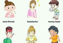 Ailment vocabulary
