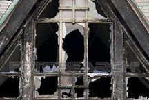 Windows / Abandoned buildings