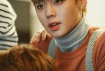 `Jihoon~박지훈 / Park Ji-hoon Hangul: 박지훈 Born: May 29, 1999 Height : 173 cm Weight : 61 kg Blood Type : AB Zodiak : Gemini ~~WinkBoy~~ Agensi : Maroo Entertainment is aSouth Koreansinger and former child actor, best known for finishing second inProduce 101 Season 2. He is currently active as a member ofWanna One.[1] ❤❤❤️   박지훈 #박지훈 #워너원 #WannaOne #Parkjihoon