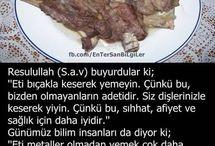 et yeme alışkanlığı