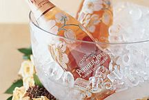 Champagne & Champagne glasses
