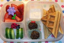 Lunches for the Littles / Because I run out of ideas...
