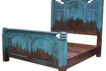 Beds - Designed and manufactured by Jorge Kurczyn