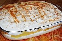 Kochprojekt Desserts