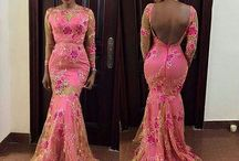Aso Ebi Afro fashion