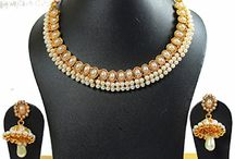 Wedding Party Bollywood Designer Traditional Jewelry