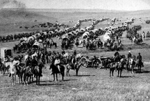 Custer v Sioux / by Henry J Laurent
