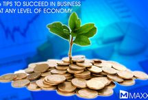 6 Tips to succeed in Business at any level of economy  / - Reach out to existing customers will be easier to sell the product more than to attract the new customers. - Follow up with your existing customer on regular basis...http://maxxerp.blogspot.in/2014/01/6-tips-to-succeed-in-business-at-any.html