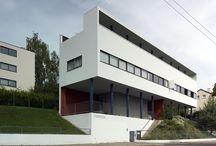 LC, Weissenhof Siedlung