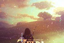 The Legends Of Zelda : Breath Of The Wild