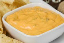 Recipes dips, saucen