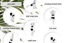 Relieve knee pain yoga