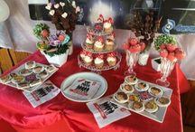 Sebita.cupcakes / Candy Bar Dulces para eventos de cumpleaños contáctanos por inbox ó whatsapp +56962073436 disponible para Santiago, Chile.