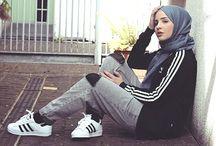 Hijab Gym Outfit/ inspiration