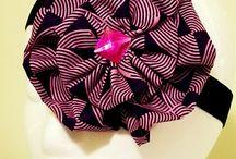 African Print Flowers