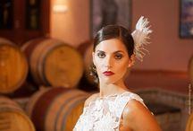 Novias by Florencia Sanchez / Vestidos de novia - make up novias - fotografia novias - nails novias