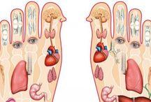 Massothérapie des pieds