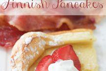 Finnish Food - Scandinavian healthy diet