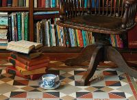 Victorian Floor Tiles - Opulent Patterns / Opulent patterns boast perfect proportions, and need larger spaces to get the full, glorious impact. Traditional-style but looks amazing in a contemporary setting. With a range of border.