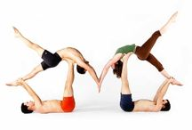 Yoga poses we have to achieve