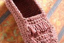 bačkorky a ponožky