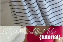 How to make : Skirts