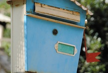 post box / by Juliya Shumskaya