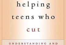 Self Harm / Cutting (H4HK) / Resources for young people (and those who care) about them related to self harm (including cutting).  For more resources like this and a list of our partners, visit http://Hope4HurtingKids.com. / by Hope 4 Hurting Kids