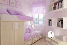 Small Bed Room for Girls